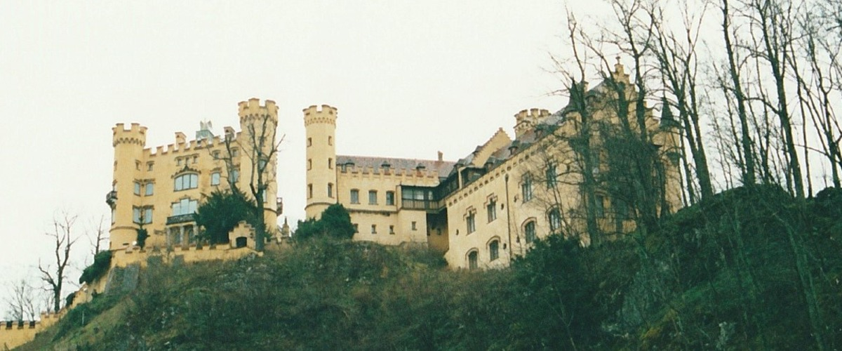 Hohenschwangau Castle - Germany